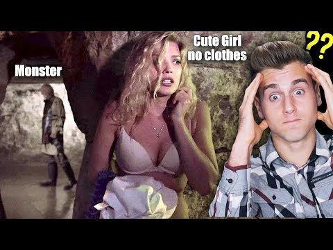 Horror Movie Logic That Makes No Sense Youtube Movie Logic Horror Movies Horror