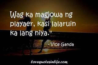 vice ganda hugot line ggv quotes in life pinterest
