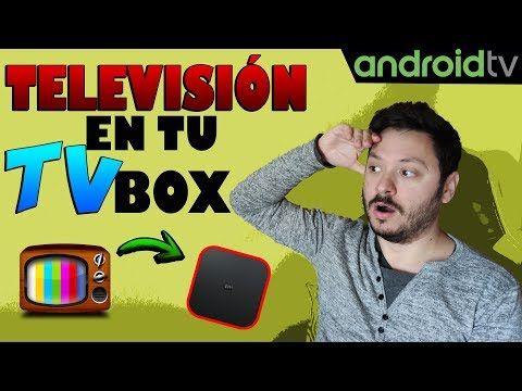 Televisión En Tu Xiaomi Mi Box S Y Smartphone Youtube Youtube Smartphone Videos