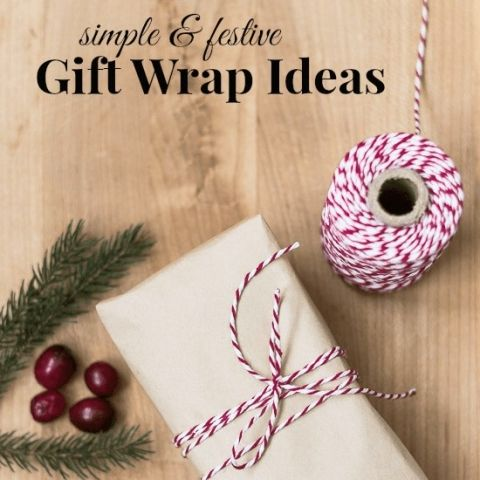 Simple+Gift+Wrap+Ideas+for+gift+giving+at+Christmas.