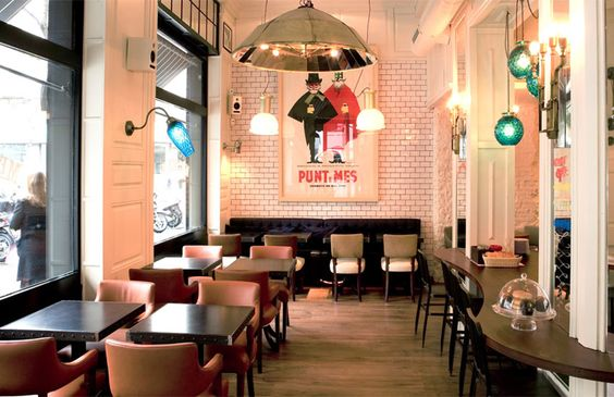Bistros barcelona and ux ui designer on pinterest - Meatpacking bistro barcelona ...