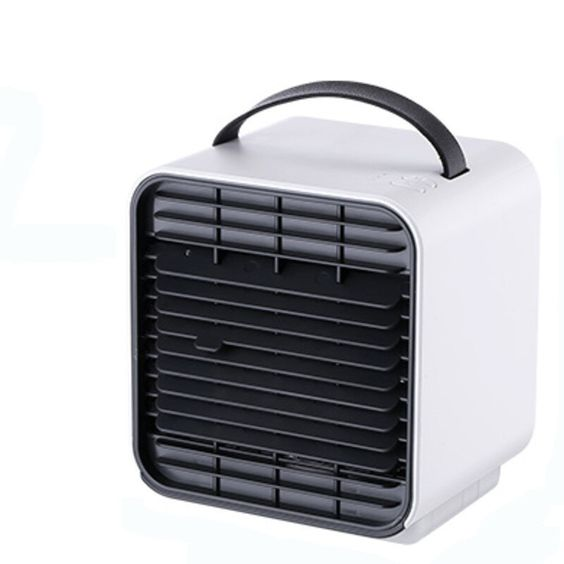 thenereids Air Cooler Conditioner Fan Small Outdoors. #Cooler#Conditioner#Refrigeration#Small#Outdoors#Vehicle#Mute#Water#Increase#Organ#Anion#Hold