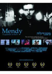 The film is the story of Mendy's struggle to find his place in modern secular society after he leaves home to move into a SoHo apartment with Yankel and Bianca. The former is a childhood friend who left the community years earlier and now leads a hedonistic lifestyle.  Find out more by renting Mendy at IndieReign for $1.99 or click on the cover to watch the trailer.