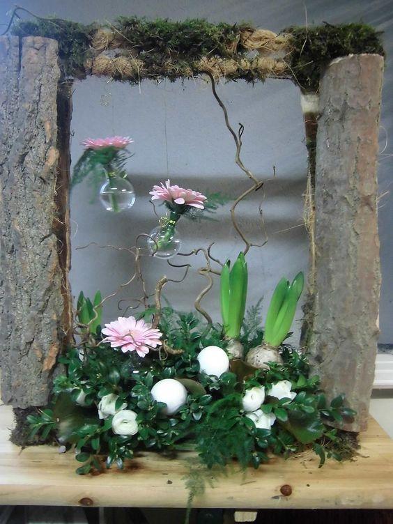 Workshop bloemschikken voorjaar zomer 2014 decoratie for Decoratie zomer
