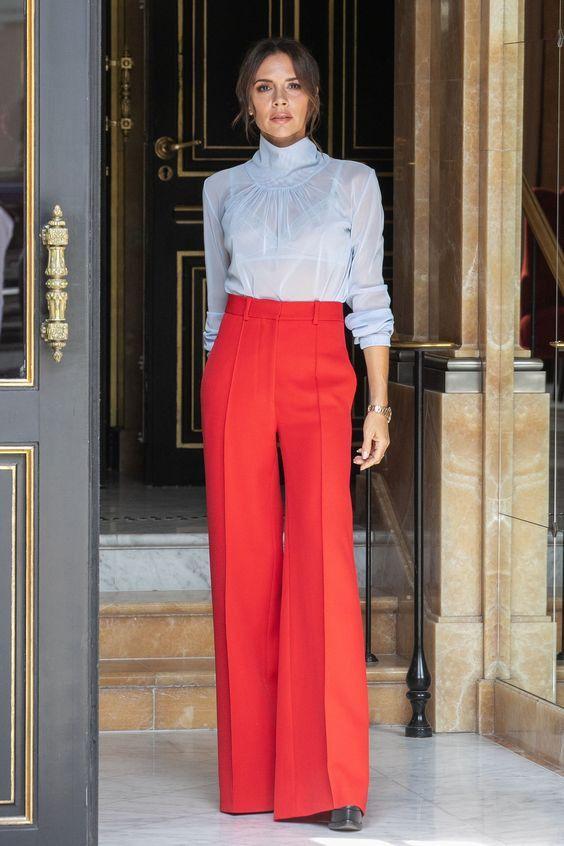 Брюки-палаццо: с чем носить модный тренд в сезоне весна-лето 2019   Новости моды