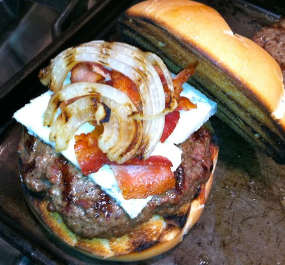Better Burger - Lamb and Beef