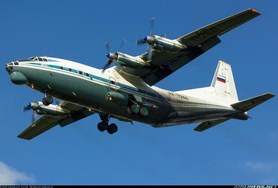 Russia - Air Force RA-11260 Antonov An-12BK aircraft picture
