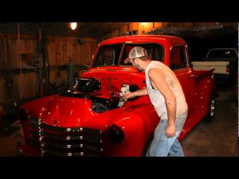 a photo history of the restoration of my 1948 Chevy Pickup