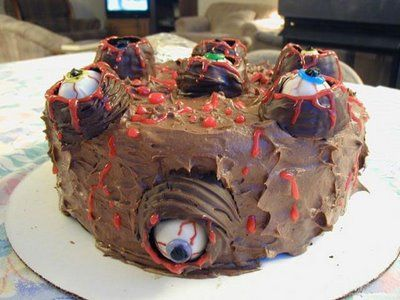 18 Absolutely Bizarre Cake Designs ~ Extremely weird stuff