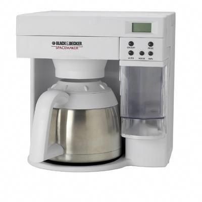 Space Saver B D I Bought This Space Saver Coffee Maker From Black