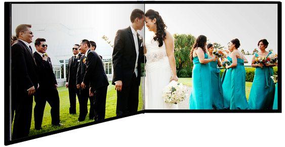 professional wedding photo albums - photo #38