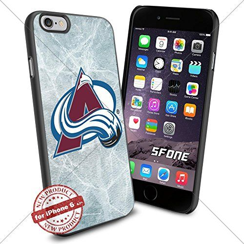 Colorado Avalanche Ice WADE1923 Hockey iPhone 6 4.7 inch Case Protection Black Rubber Cover Protector WADE CASE http://www.amazon.com/dp/B00WR1MPM6/ref=cm_sw_r_pi_dp_0gdCwb0PSZ9T1