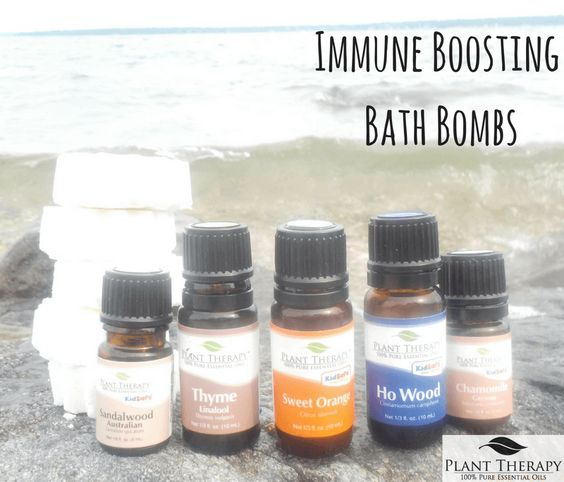 By: Kimberly Daun, Certified Aromatherapist School is certainly a time when my kids seem to be sharing germs weekly. When they aren't feeling well they typically request a bath as that in it…