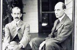 I fratelli Wright, inventori dell'aeroplano