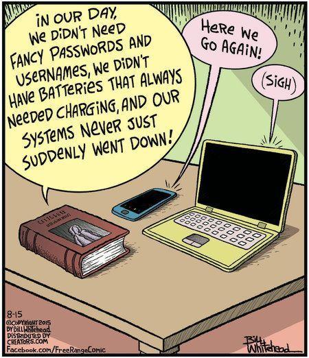 Bookish Cartoons Guaranteed to Make You Laugh