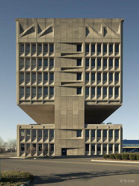More breuer brutalism so good brutalism breuer for Architecture brutaliste