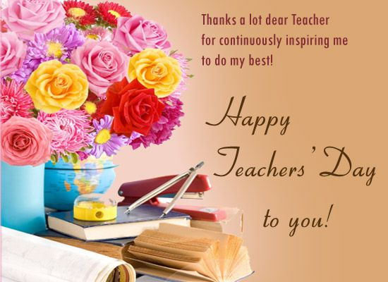 Pin By 彩媚 林 On Happy Teachers Day In 2020 Teachers Day Card Teachers Day Happy Teachers Day Wishes