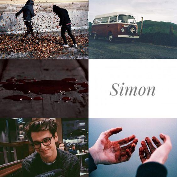 #simon aesthetic