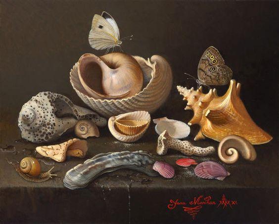 "Yana Movchan ""Life Between Shells"""