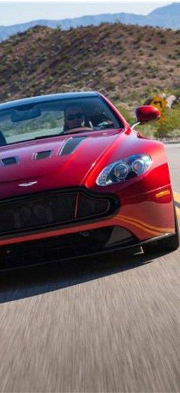 Aston Martin Vantage V12S