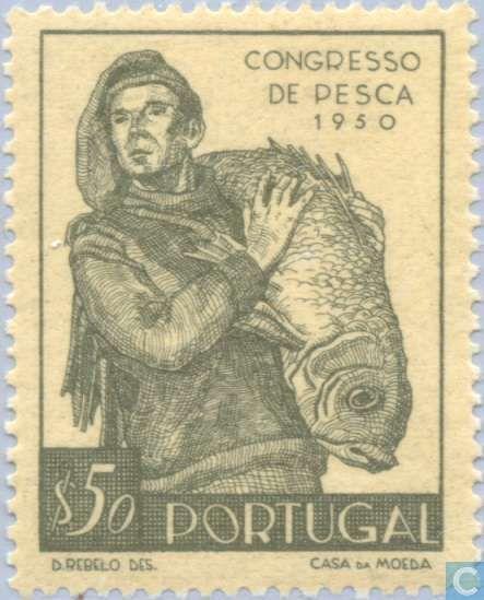 Portugal [PRT] - Fisheries Congress 1951