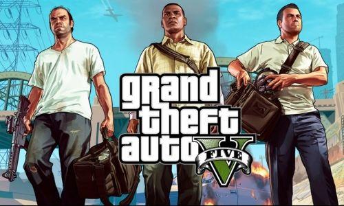 GTA 5 Epic Games'ten ücretsiz indirilebiliyor!