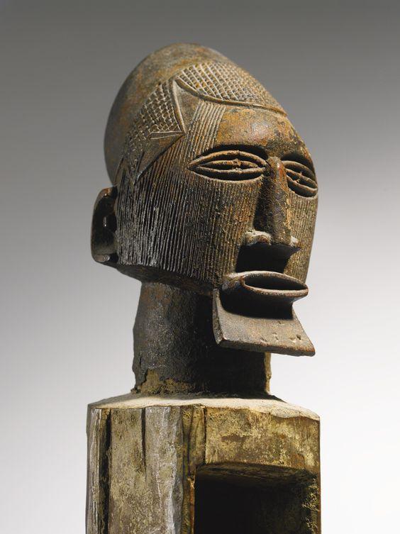 Teke Male Power Figure, Democratic Republic of the Congo | Lot | Sotheby's