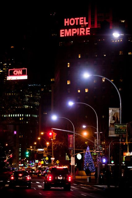 The Empire Hotel NYC totally want to go there one day!