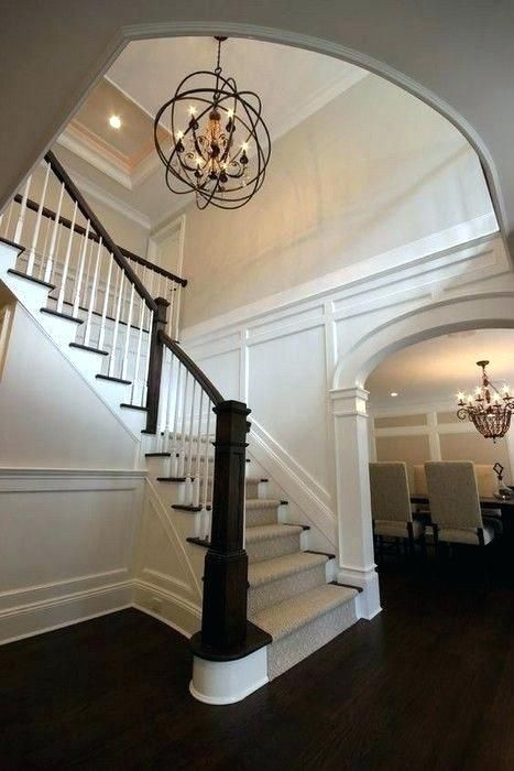 2 Story Foyer Chandelier Lighting Height Chandeliers For Entryway