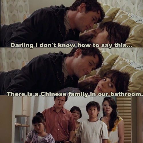 500 days of summer. so great!