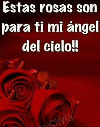 Para ti mi ángel del ciclo