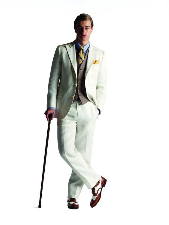ブルックス ブラザーズ「華麗なるギャツビー」衣装展を開催 | Fashionsnap.com