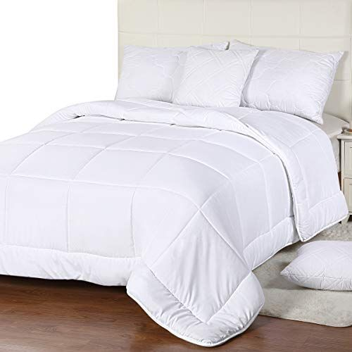 Utopia Bedding All Season Comforter 250 Gsm Plush Micro Https