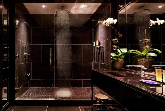 The Chatwal, a Luxury Collection Hotel, New York City - Guest Bathroom rain shower