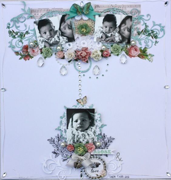 Love & adore by jodi cent Ohmigosh...is this an amazing idea or what!?!