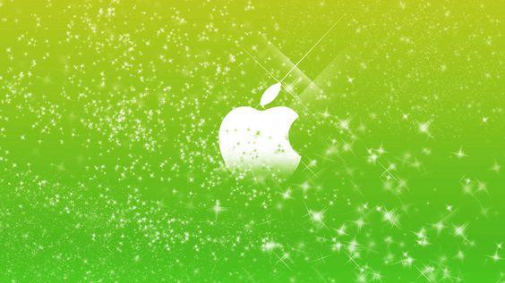 Blue apple wallpaper HD 14