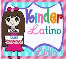 Kinder Latino!  I absolute love her stuff!  I am so glad to have stumbled across this.  It will be a great addition to our Spanish curriculum!