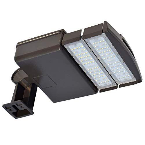 Docheer Led Shoebox Pole Light Parking Lot Lighting Fixtu Https Www Amazon Com Dp B07hbypcv5 Ref Cm Sw R Pi Dp U X Wthvbb0en00xb