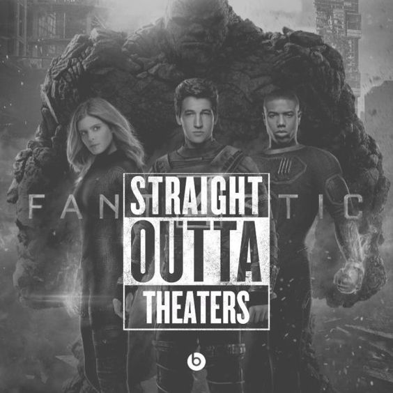 BOX OFFICE: FANTASTIC FOUR Reboot Humiliated As MISSION: IMPOSSIBLE Holds Onto #1
