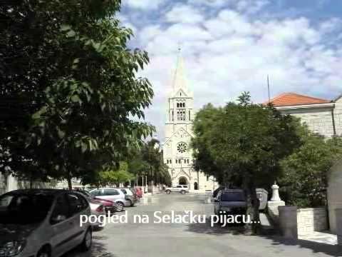 Pogledajte video razglednicu mjesta Selca na otoku Braču. Uživajte, bit će još...
