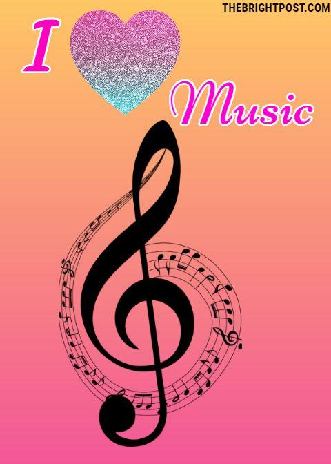 I Love Music Music Status Love Music
