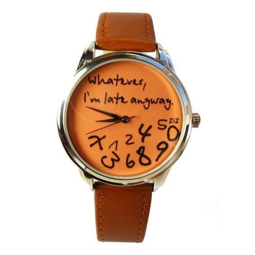 from Crush Cul de Sac - where can I get this watch? Anyone know? This one, I would wear...