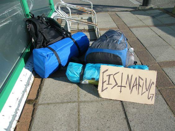 A bit about Eistnaflug....