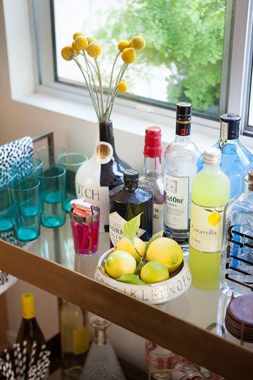 Mesa bar