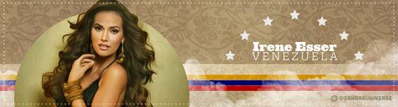 Irene Esser, Venezuela