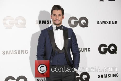 David Gandy | GQ Men of the Year Awards in Madrid | 3 nov 2014