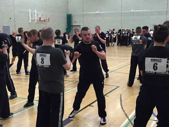 Krav maga stirling