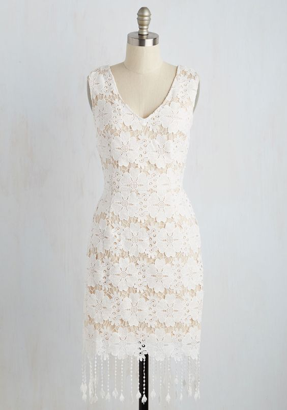 1920s Style Dresses - With Awe Due Respect Dress