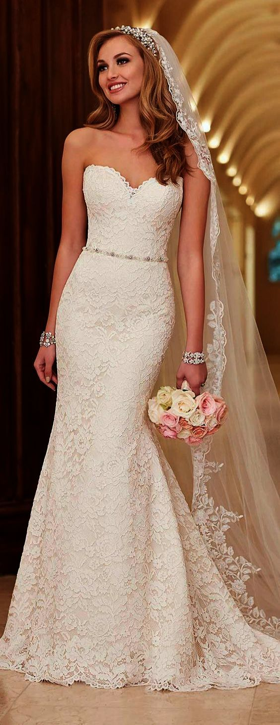 Lace Wedding Dresses Nsw Red Mermaid Lace Wedding Dresses