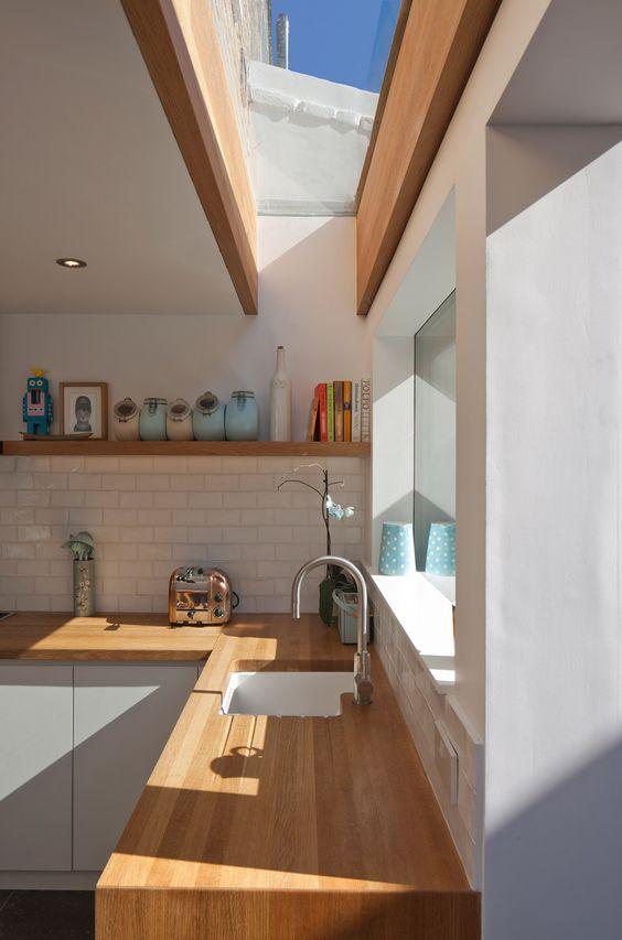 Extension One By Denizen Works Home Kitchen Extension House Interior